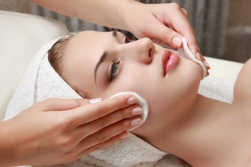 higiene facial basica madrid