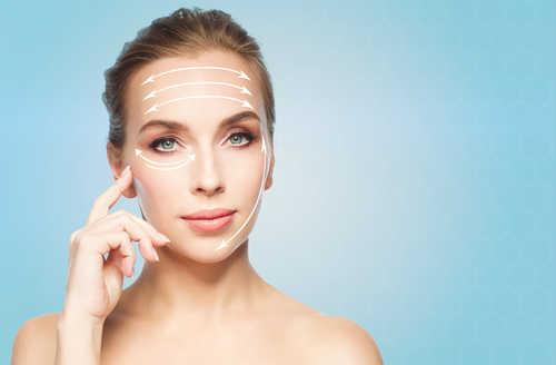 tratamientos flacidez facial hilos tensores