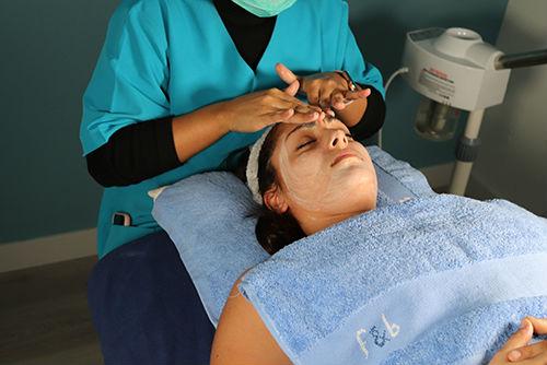 higiene facial basica