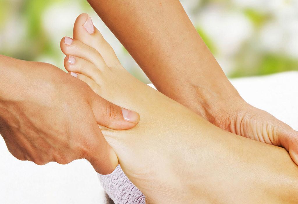 Los mejores masajes para los pies