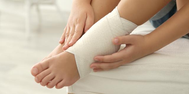 Tratamientos para los esguinces de tobillo
