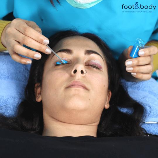 pestañas madrid foot & body