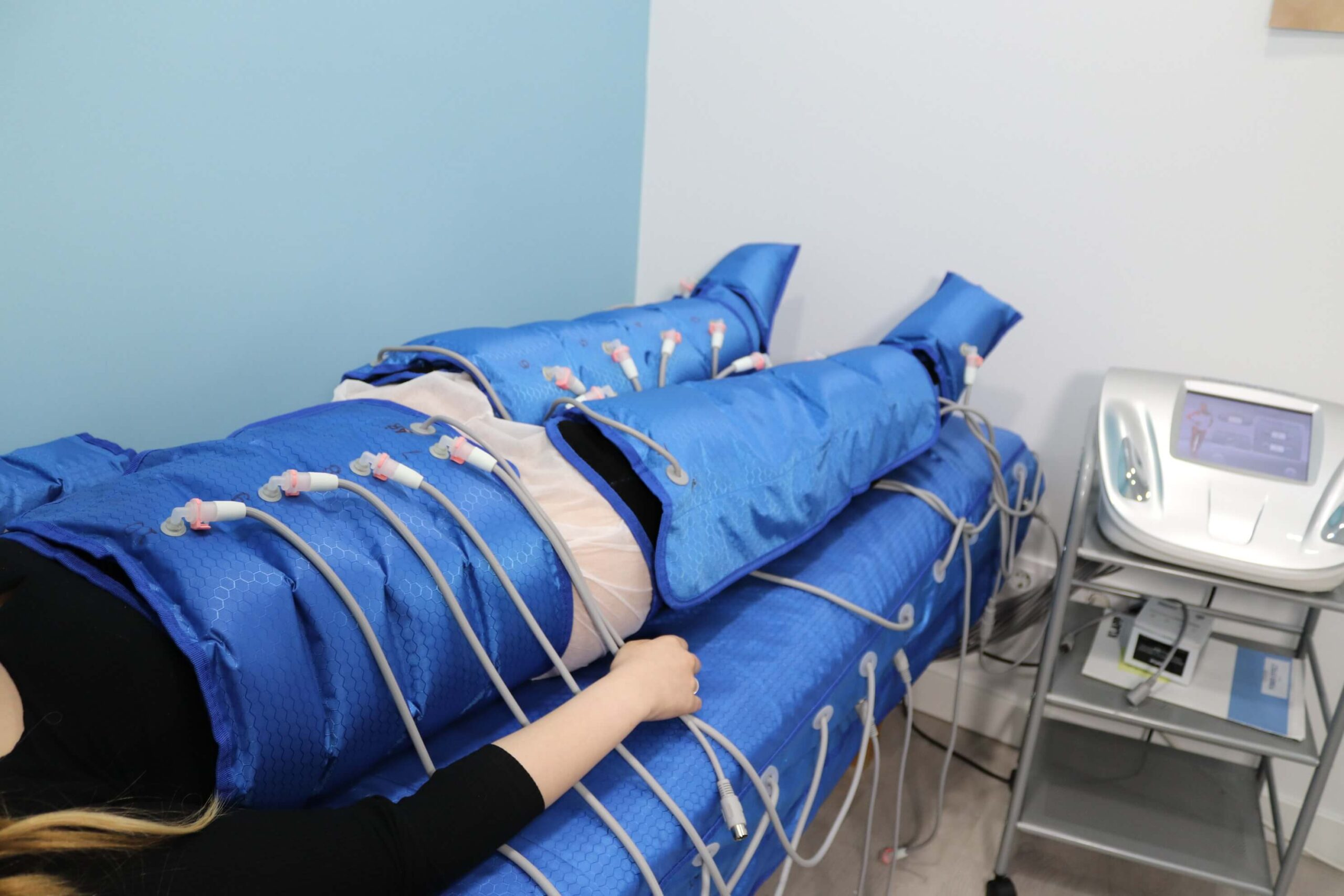 presoterapia foot and body